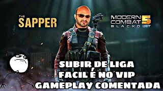 Video Modern Combate 5 Upando liga fácil e rápido modo vip (sapador gameplay) download MP3, 3GP, MP4, WEBM, AVI, FLV Oktober 2018