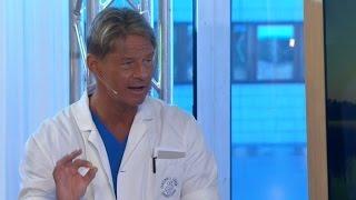 Doktor Mikael: Var försiktig när du ger jordnötter till barn! - Nyhetsmorgon (TV4)