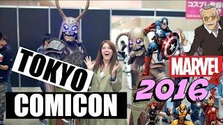 Tokyo Comicon 2016