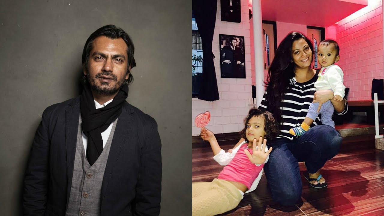 Celebrity Families: Bollywood Actor Nawazuddin Siddiqui ...