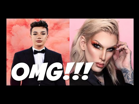 JAMES CHARLES DRAGS TEA CHANNELS & IS JEFFREE STAR BEING SHADY? thumbnail