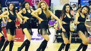 Video #Cheerleader VBA 2017 || Game 34: Saigon Hotgirls trình diễn sôi động trên nền nhạc Run the World download MP3, 3GP, MP4, WEBM, AVI, FLV September 2018