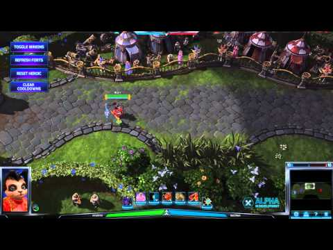 LiLi Cloud Serpent Heroes of the Storm Alpha