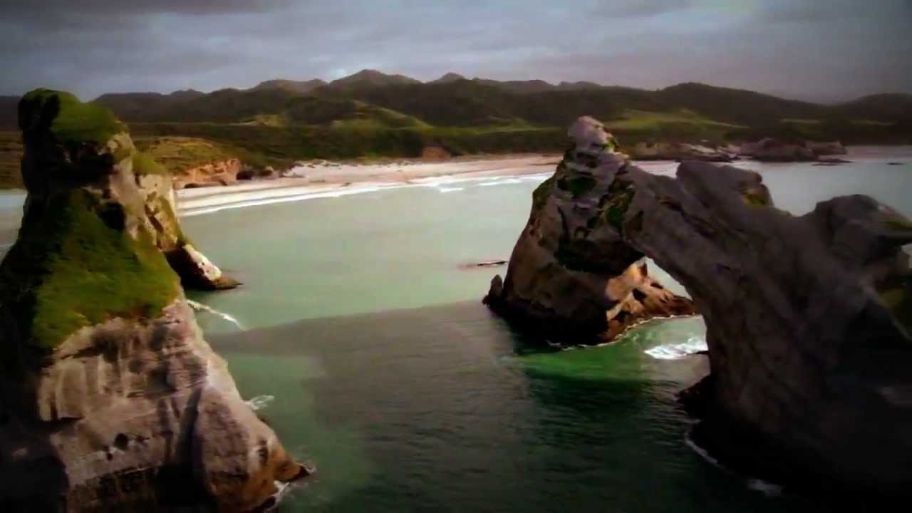 Новая Зеландия, самое захватывающее видео | New Zealand