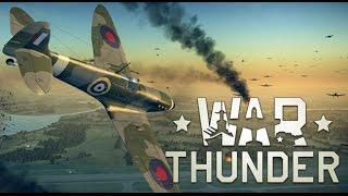 Обзор военной онлайн игры War Thunder