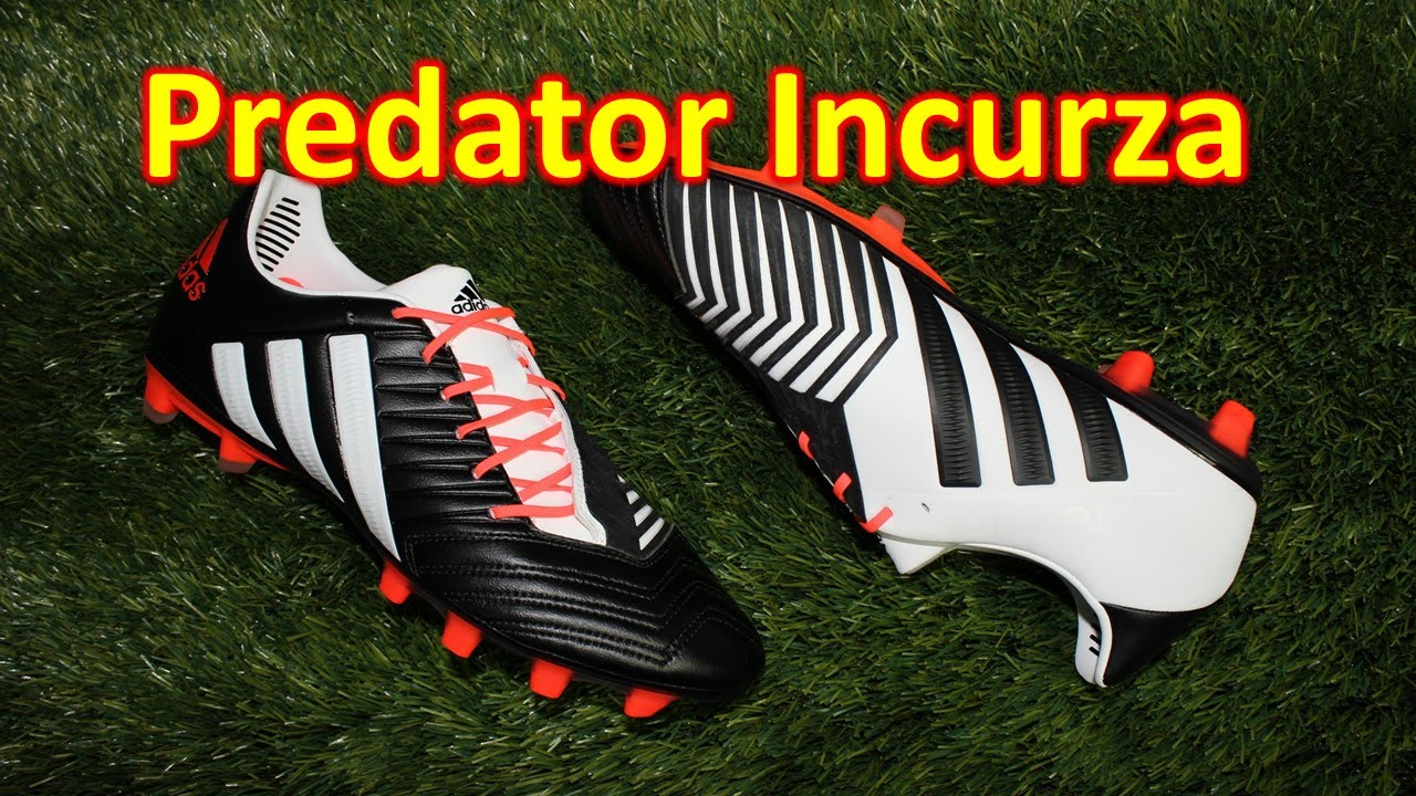 692676713 Adidas Predator Incurza 2014 - Unboxing + On Feet - YouTube