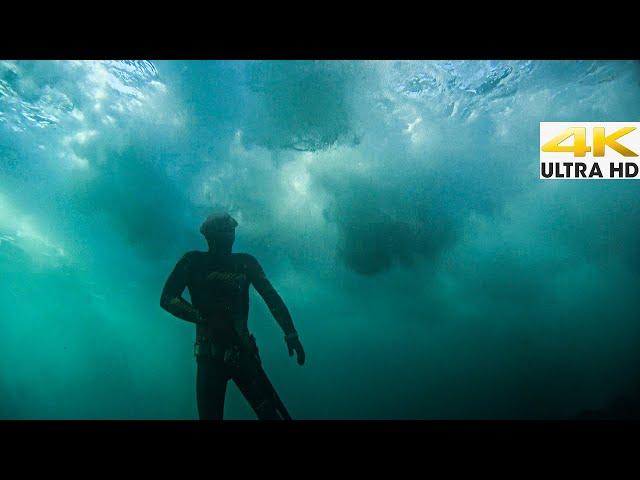 ΕΝΑ ΤΑΞΙΔΙ 1.000χλμ ΓΙΑ ΨΑΡΟΝΤΟΥΦΕΚΟ ΣΤΗΝ ΕΛΛΑΔΑ  Spearfishing Life 🇬🇷 [4K]✅