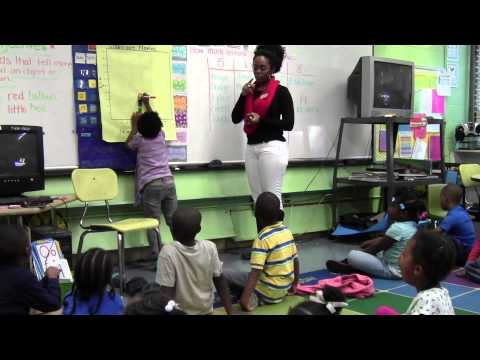 Student Intern teaching Video