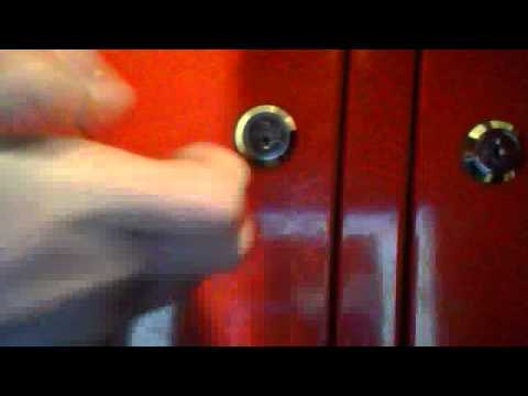 Ikea Credenza Lock : How to pick a file cabinet lock easy youtube