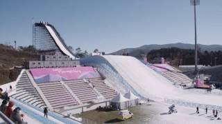 McMorris, Toutant throw down at Pyeongchang 2018 venue | CBC Sports