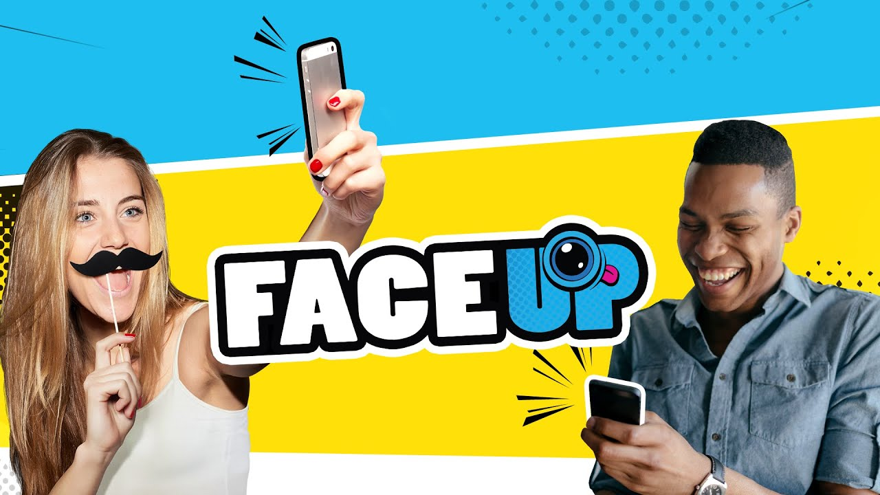 Face Up The Selfie Game Launch Trailer Youtube