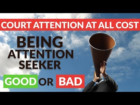 #7 Power Principal   Court Attention at all Cost    How To Become Attention Seeker?   Hindi
