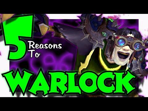 5 Reasons To Warlock, World of Warcraft, Class Spotlight.