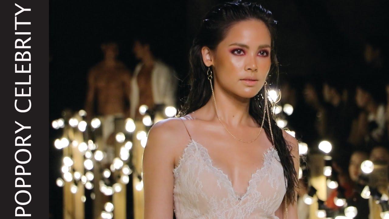 ญาญ่า อุรัสยา รวมทุกโชว์ใน BIFW 2017 | Bangkok International fashion Week