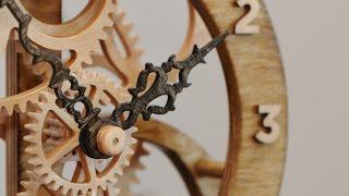 Toucan Clock