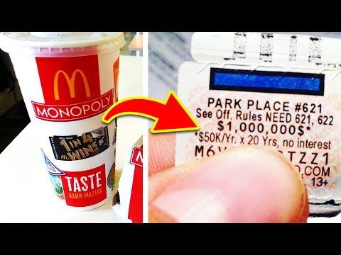 10 Untold Truths About McDonald's Monopoly