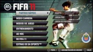 Fifa 11 psp iso español mega 1 link