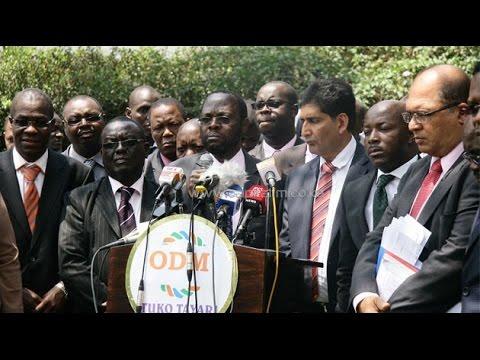 Referendum already has 600,000 signatures - ODM