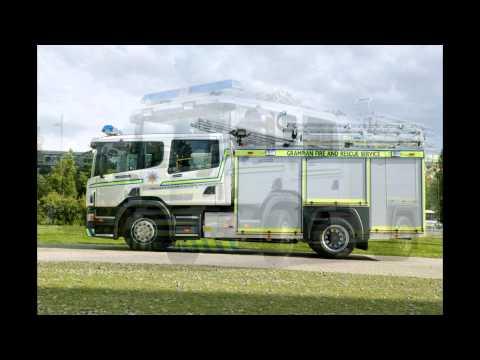Haydock Commercials | Scania Fire Trucks