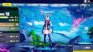 Fortnite Xbox-playing With Fans