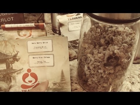 Teavana: Summer Iced Teas Haul And Brewing - ASimplySimpleLife