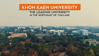 Khon Kaen University Outlook