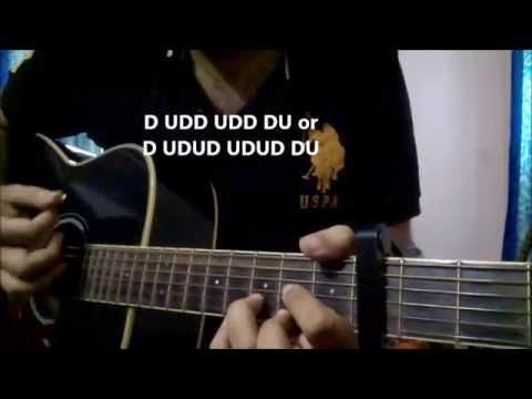Sau Aasmaan Guitar Chords Lesson   Armaan Malik - Neeti Mohan   Baar Baar Dekho