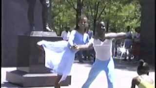 Ballerina Girl @ Pershing Park   Medium