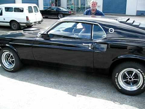 1967 Mustang Fastback >> 1969 Mustang fastback 351 restomod - YouTube