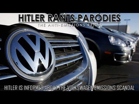 Hitler is informed about the Volkswagen emissions scandal