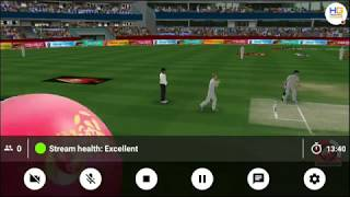 Day 3rd - 1st test live stream -  Eng vs Ind 3rd Aug 2018