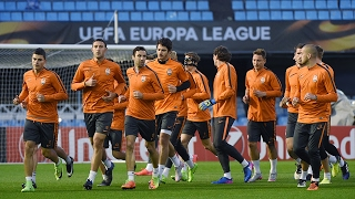Video Open training session before the game vs Celta (15/02/2017) download MP3, 3GP, MP4, WEBM, AVI, FLV September 2018
