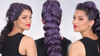 3 Unicorn-Inspired Braids Feat. Lilly Singh