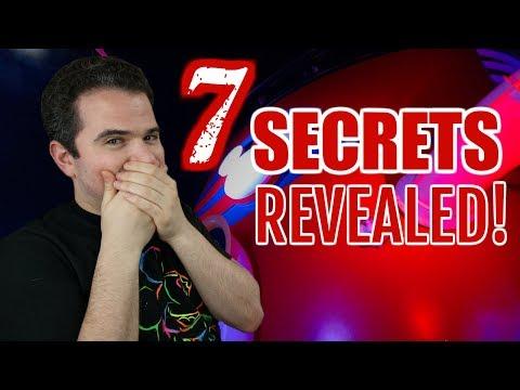 7 Disney Cruise Line Secrets Revealed! 🤭