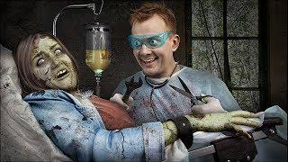 8 лайфхаков для зомбиапокалипсиса / Как выжить во время нашествия зомби  Эпизод 6