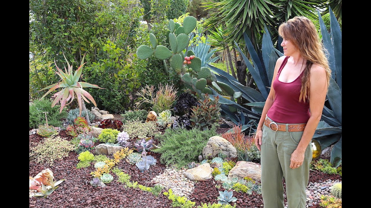 Succulent garden design secrets youtube sisterspd