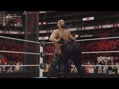 WWE 2K16 Finishers