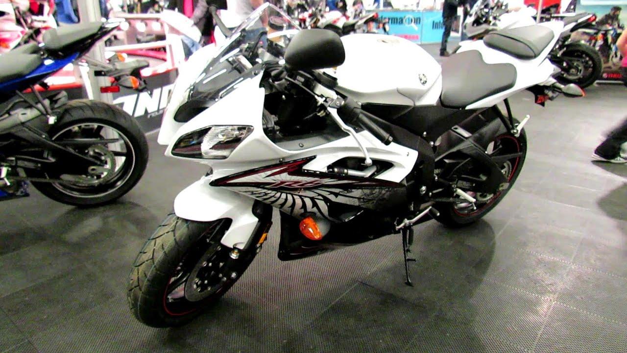 Célèbre 2012 Yamaha R6 at 2012 Montreal Motorcycle Show - Salon de la Moto  DA88