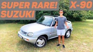 Super RARE!  Suzuki X-90!