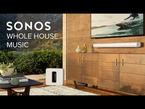 Sonos Whole House Music