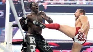 R-Truth vs. Daniel Bryan: Raw, Aug. 27, 2012