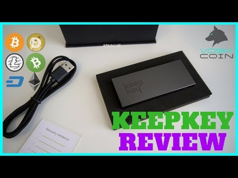 KeepKey Cryptocurrency Hardware Wallet Review - Premium or Outdated Tech?