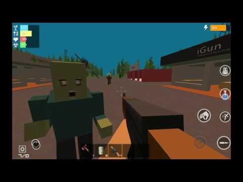 Withstand Z cap 1: la mejor copia de unturned con AK 47 (especial 15 subs)