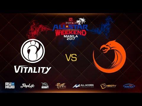 IG.V vs TNC, Manila ALLSTAR, game 1 [Jam, Smile]