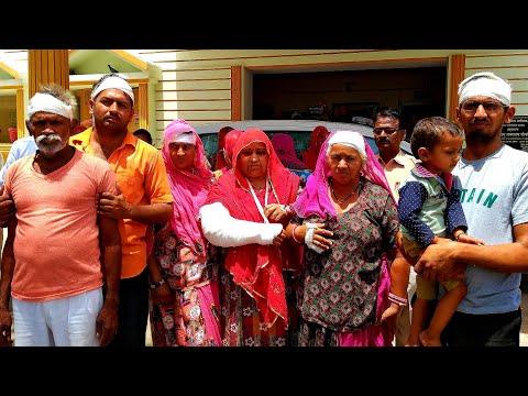 सांजटा गांव में एक ही परिवार के 6 सदस्यों पर धारदार हथियारों से हमला,क्या कहा SP राशि डोगरा ने