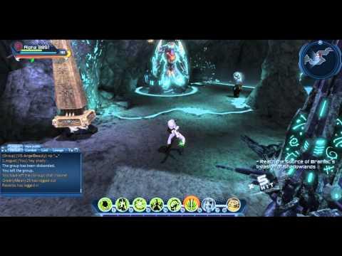 DC Universe Online: Oblivion Bar