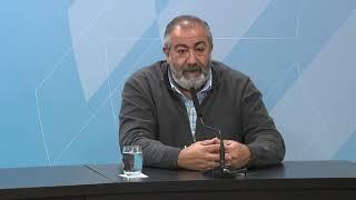 Coronavirus COVID-19 - Conferencia de prensa de los ministros de Salud y de Trabajo