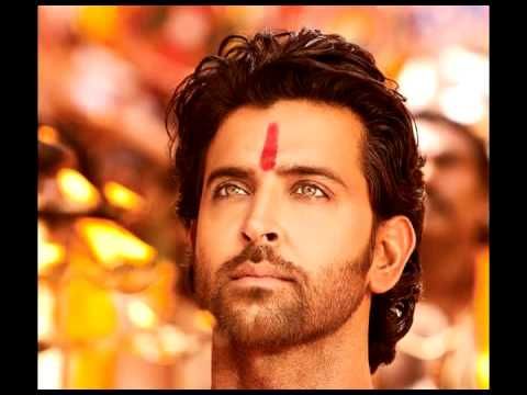Hrithik with RJ Vishal befor Ageepath release    1