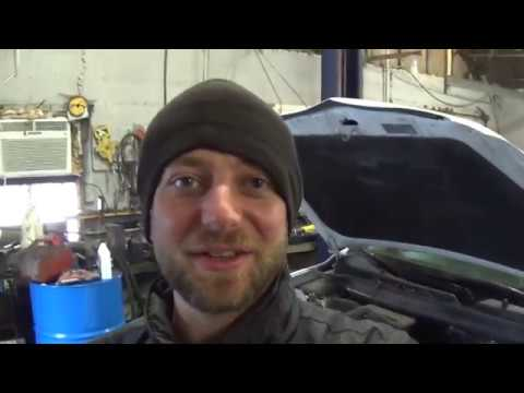 P0016 P0011 Low Power case study: Chevy Equinox - Part 1