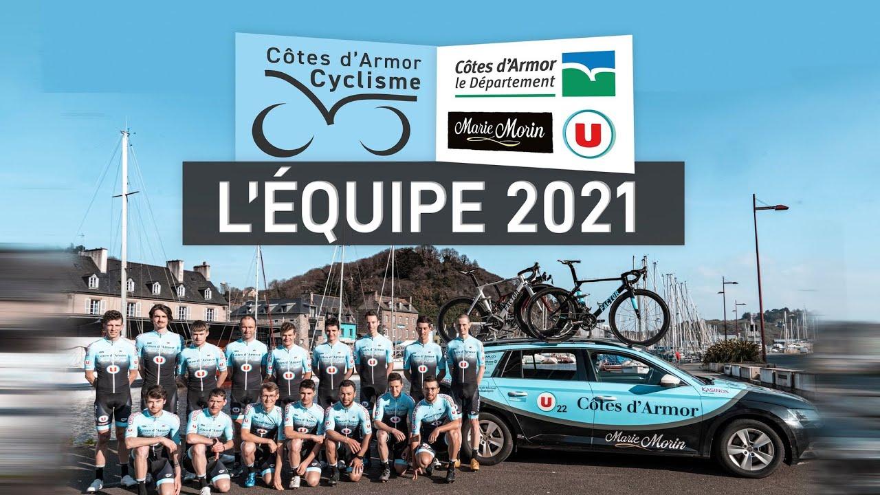 [VIDEO] équipe Côtes d'Armor - Marie Morin - U22